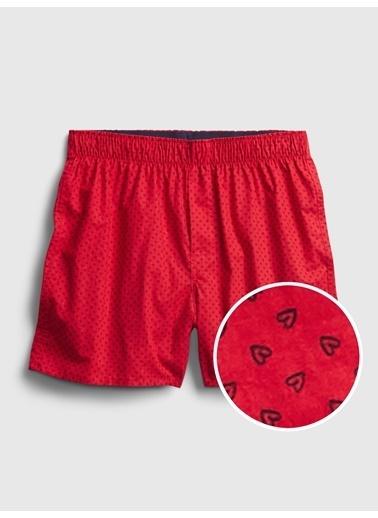 Gap Boxer Kırmızı